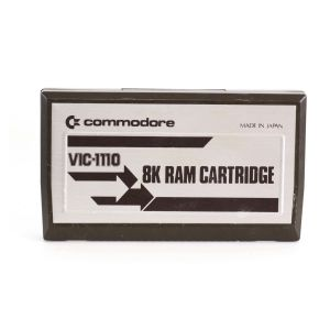 Commodore VIC-1110 8K Ram Cartridge