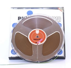 Philips DP18 Recording Tape 7 inches Reel