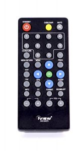 IVIEW-2000STB Remote Control