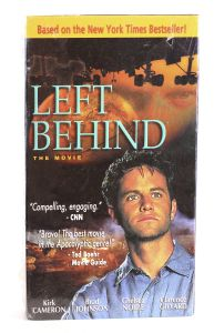 Left Behind The Movie VHS Tape