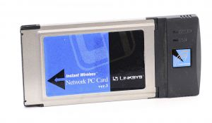 Linksys Network PC Card WPC11 ver. 3
