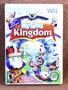 New My Sims Kingdom - Wii
