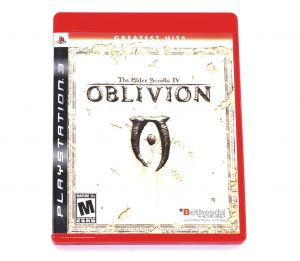 The Elder Scrolls IV: Oblivion - PlayStation 3