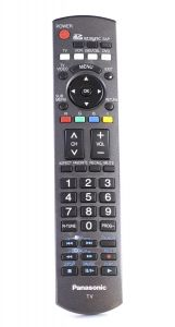 Panasonic TV N2QAYB000100 Remote Control