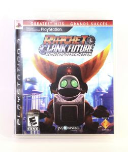 Ratchet & Clank Future Tools of Destruction PlayStation 3