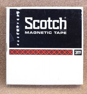 Scotch Brand Reel to Reel Magnetic Tape - 3M