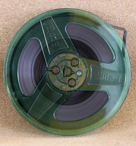 Scotch 7 Inch Reel to Reel Magnetic Tape 111 - 3M