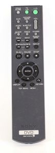 Sony DVD RMT-D141A Remote Control