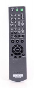 SONY DVD RMT-D165A Remote Control