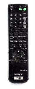 Sony DVD RMT-D128A Remote Control