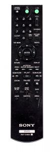 Sony DVD RMT-D185A Remote Control