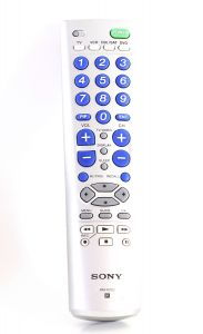 Sony RM-V202 Programmable TV VCR DVD Remote Control
