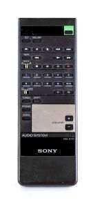 Sony RM-S170 Remote Control