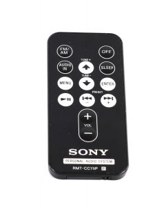 Sony RMT-CC11iP Audio System Remote Control