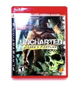 Uncharted Drake's Fortune - Playstation 3