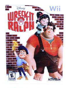 Disney Wreck-It Ralph Nintendo Wii