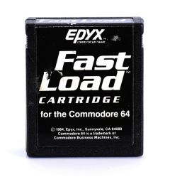 Fast Load Cartridge for the Commodore 64