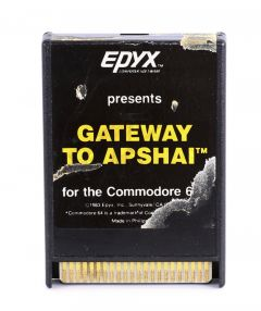 Gateway to Apshai for the Commodore 64