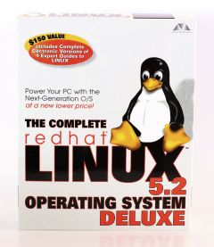 The Complete Redhat Linux 5.2 Operating System Deluxe