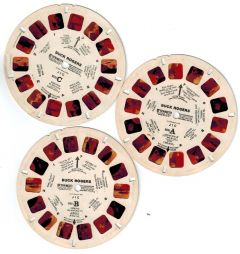 Buck Rogers View Master