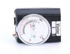 Vivitar Model 24 Hot Shoe Exposure Light Meter